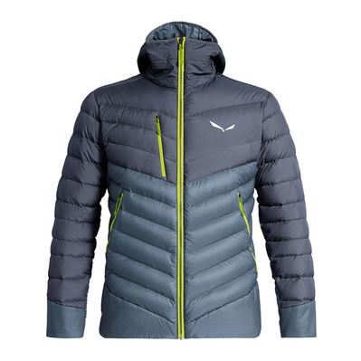 SALEWA - ORTLES MEDIUM 2 - Down Jacket - Men's - grisaille