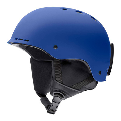 SMITH - HOLT 2 - Casque mat klein blue