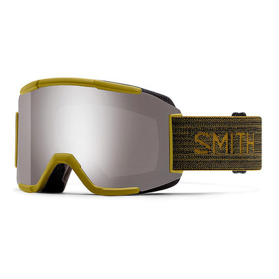 SMITH - SQUAD - Masque ski cp sn plt mir/8s/yellow