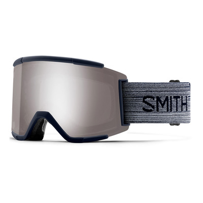 SMITH - SQUAD XL - Masque ski cp sn plt mir/mo/cp storm rose flash