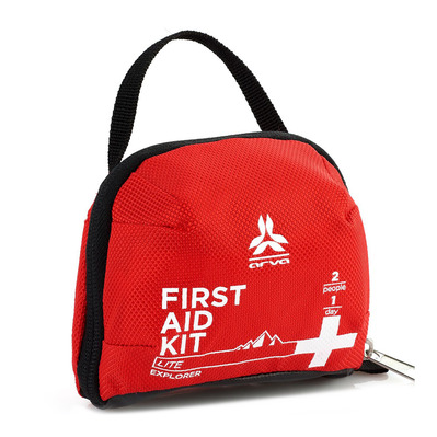 ARVA - LITE EXPLORER SMALL - First Aid Kit - red