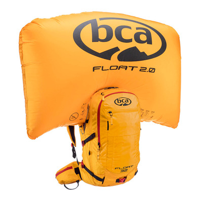 BCA - FLOAT 2.0 32L - Airbag-Rucksack - orange