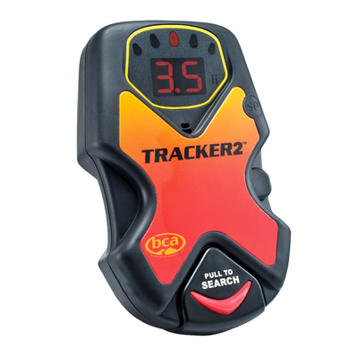 BCA - TRACKER T2 Unisexe noir/orange
