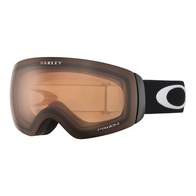 OAKLEY - FLIGHT DECK XM - Masque ski matte black/prizm persimmon