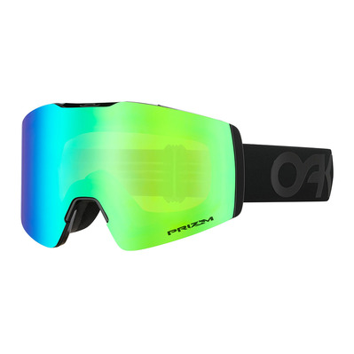 OAKLEY - FALL LINE XM - Masque ski black/prizm snow jade iridium
