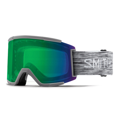 SMITH - SQUAD - Skibrille - green sol x mirror