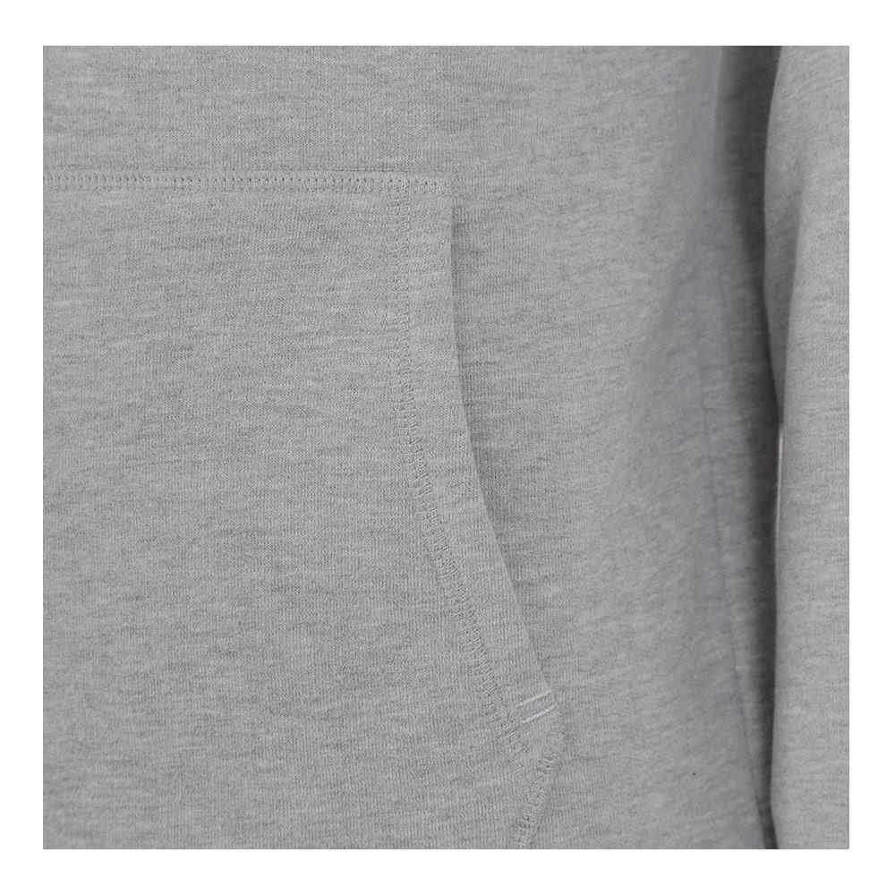 abk chartreux sweat homme dark heather grey