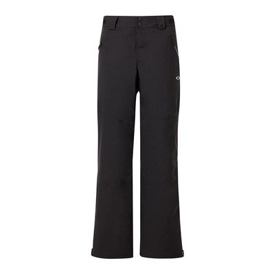 OAKLEY - MOONSHINE INSULATED - Pantalon ski Femme blackout