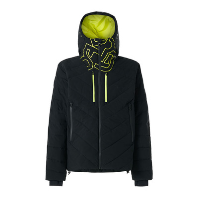 OAKLEY - GREAT SCOTT INSULA - Veste ski Homme blackout