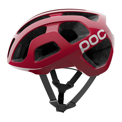 POC - OCTAL - Casque route red