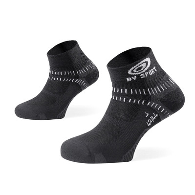 BV SPORT - LIGHT ONE - Socks x2 - black/black