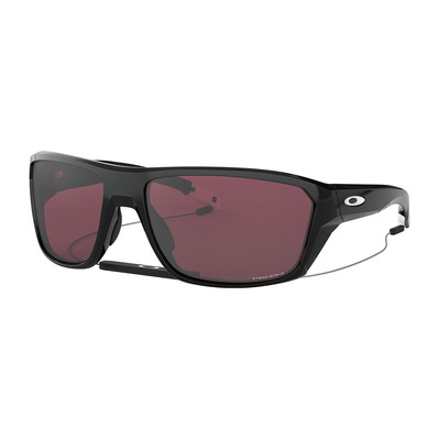 OAKLEY - SPLIT SHOT - Lunettes de soleil polished black/prizm snow black