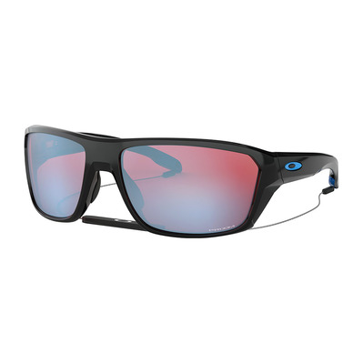 OAKLEY - SPLIT SHOT - Occhiali da sole polished black/prizm snow sapphire
