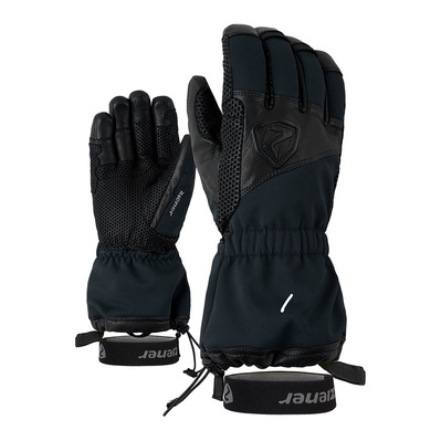 ZIENER - GRANDUS AS PR - Guantes black