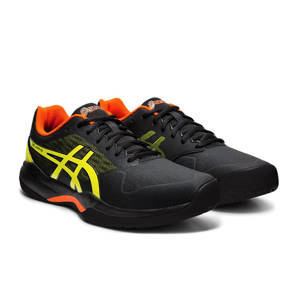 ASICS Asics GEL-GAME 7 - Zapatillas de tenis hombre black ...
