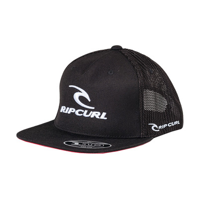 RIP CURL - SURF CO TRUCKER - Casquette Homme black