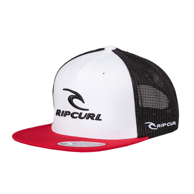 RIP CURL - SURF CO TRUCKER - Casquette Homme optical white