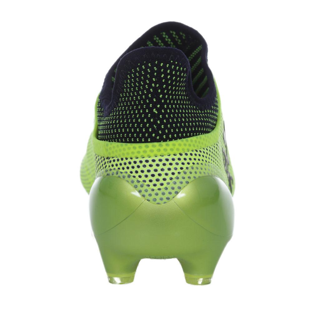ADIDAS Adidas X17 FG Crampons moulés Homme yellowblack