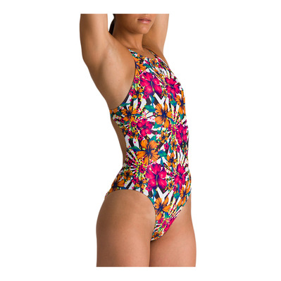 ARENA - W ARENA ONE YUKA BOOSTER ONE PIECE Femme BLACK-MULTI