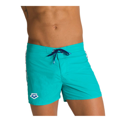 ARENA - ICONS X-SHORT Homme MINT-WHITE
