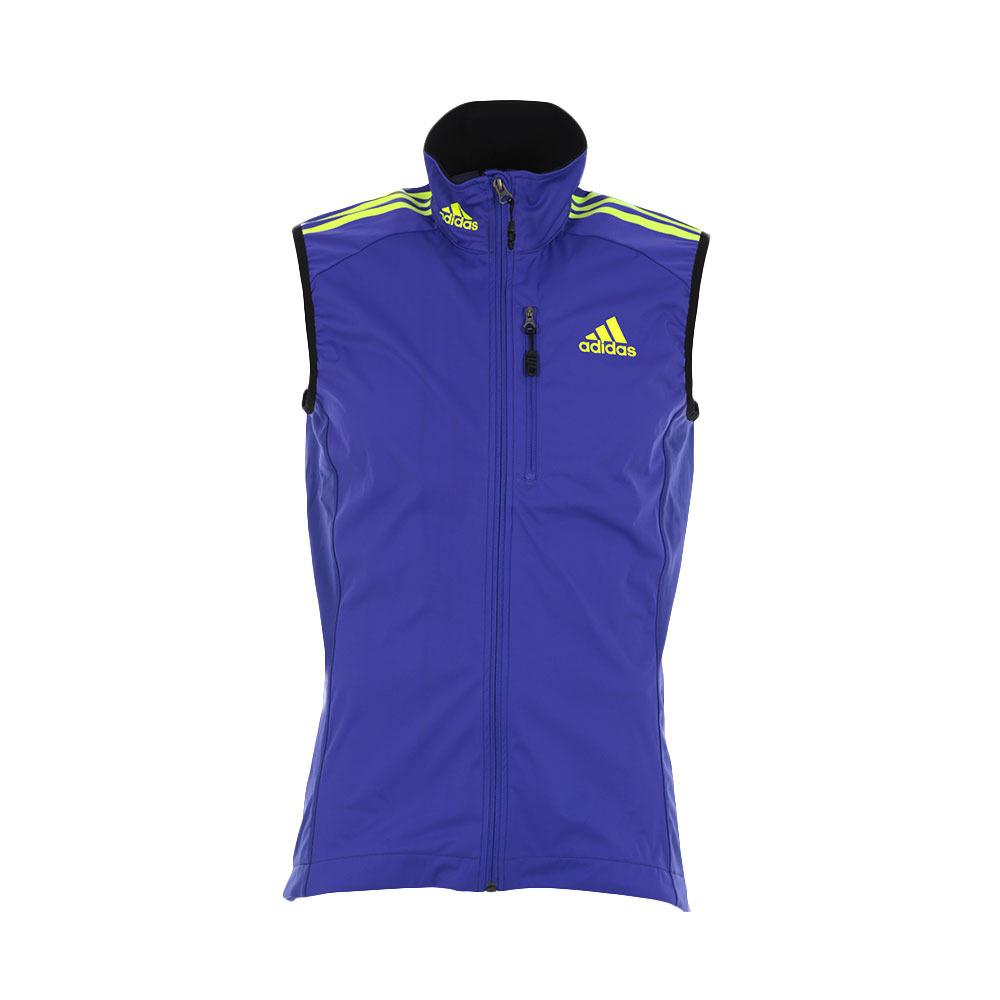 VESTES ADIDAS ET REEBOK Adidas ATHLETE Veste Homme purple