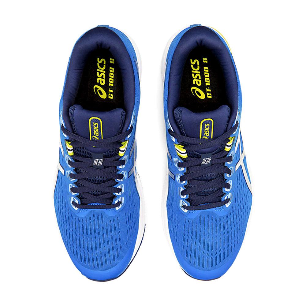 asics GT 1000 8 Zapatillas Hombre, electric bluesilver