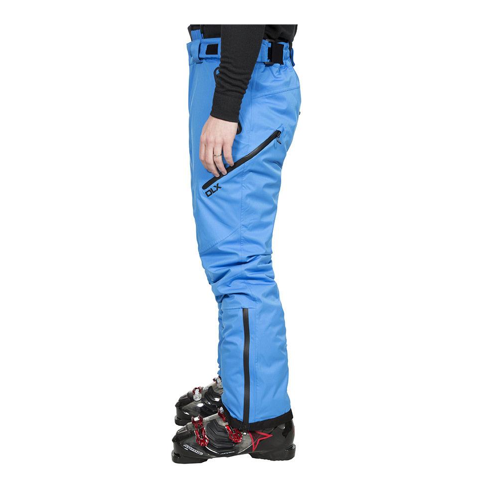 Trespass Dlx Dlx Kristoff Pantalon De Esqui Hombre Vibrant Blue Private Sport Shop