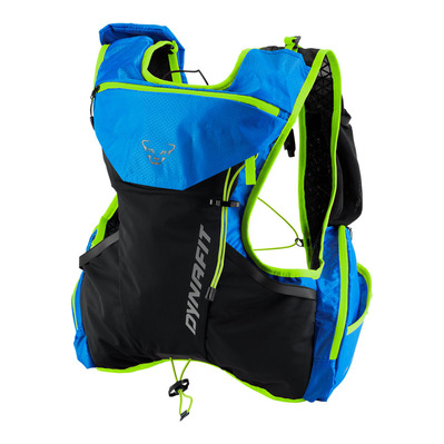 DYNAFIT - ALPINE 9L - Sac d'hydratation mykonos blue/fluo yellow