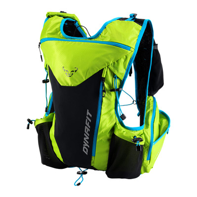 DYNAFIT - ENDURO 2.0 12L - Sac d'hydratation lambo green/methyl blue