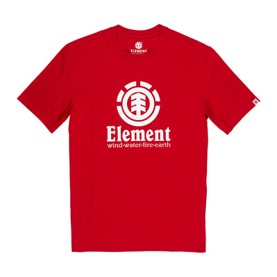 ELEMENT - VERTICAL SS Homme CHILI PEPPER