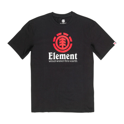 ELEMENT - VERTICAL SS Homme FLINT BLACK