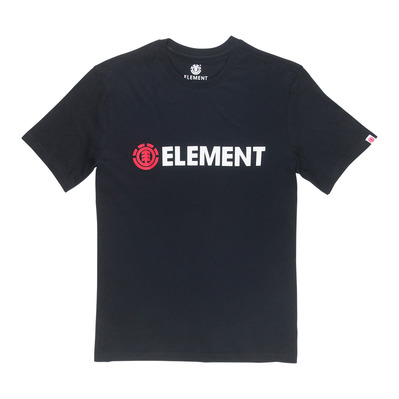 ELEMENT - BLAZIN - Tee-shirt Homme flint black