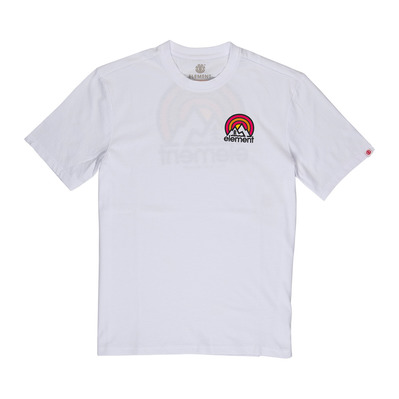 ELEMENT - SONATA - Tee-shirt Homme optic white
