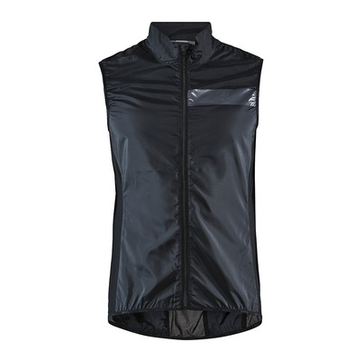 CRAFT - Essence veste ss manches coupe-vent Unisexe noir