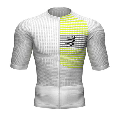 COMPRESSPORT - TRIATHLON POSTURAL - Maillot Homme white