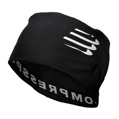 COMPRESSPORT - 3D THERMO ULTRALIGHT - Braga para el cuello black