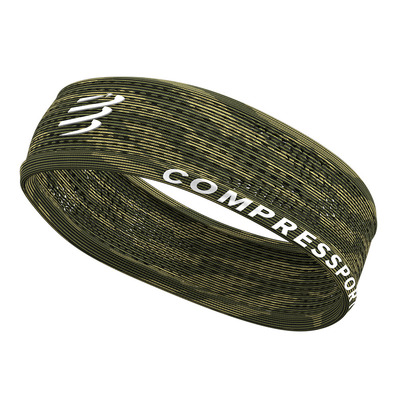 COMPRESSPORT - THIN ON/OFF - Bandeau camo