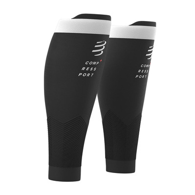 COMPRESSPORT - R2 V2 - Medias black
