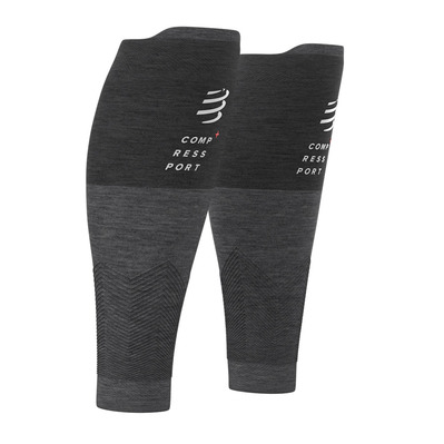 COMPRESSPORT - R2 V2 - Medias grey melange