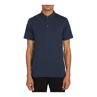 VOLCOM - WOWZER - Polo - Men's - navy