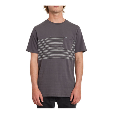 VOLCOM - FORZEE - T-Shirt - Men's - dark charcoal