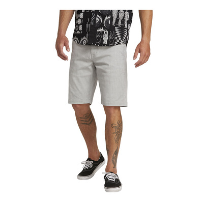 VOLCOM - FRCKN MDN STRCH - Short Homme grey