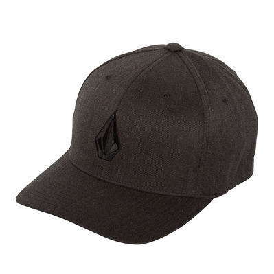 VOLCOM - FULL STONE XFIT - Casquette Homme dark charcoal