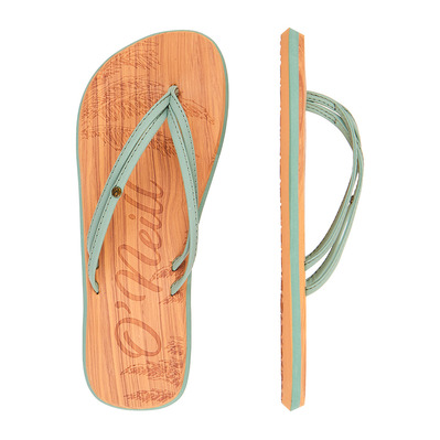 O'NEILL - Oneill FW DITSY - Chanclas mujer lily pad