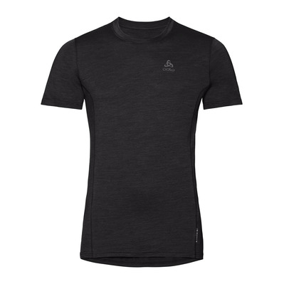 ODLO - NATURAL + LIGHT - Camiseta térmica hombre black