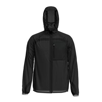 ODLO - Jacket ZEROWEIGHT DUAL DRY WATERPROOF Homme black