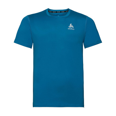 ODLO - T-shirt MC Ceramicool ELEMENT Homme mykonos blue