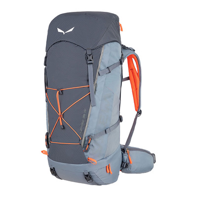 SALEWA - ALPTREK 38 +5L BP WS - Backpack - Women's - ombre blue/flintstone