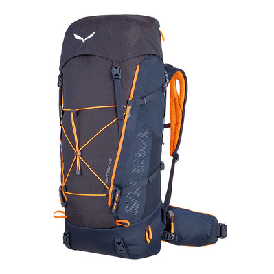 SALEWA - ALPTREK 42 +5L BP - Backpack - premium navy