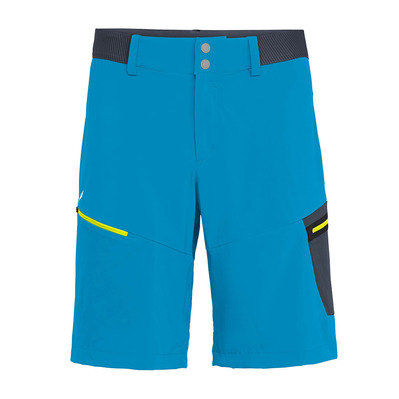 SALEWA - PEDROC CARGO 2 - Shorts - Men's - blue danube/3860